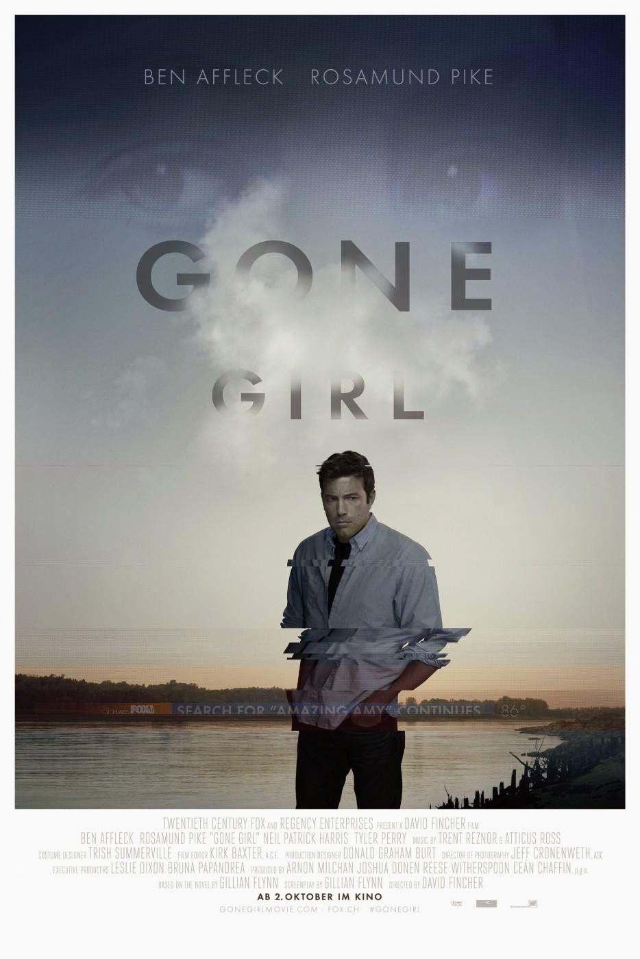 Comentario sobre la película Gone Girl