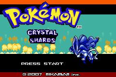 Pokémon Crystal Shards