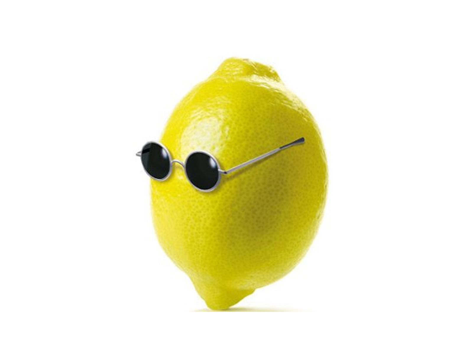 wallpapers: Funny Lemon Wallpapers
