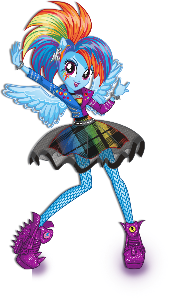 My Little Pony EG RR: Imagenes de Rainbow Rocks Cortos
