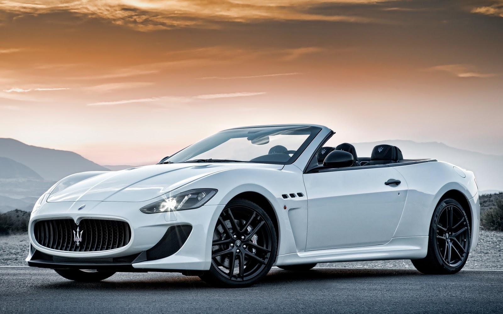 Cars Hd Wallpapers Maserati Granturismo Best Hd Picture