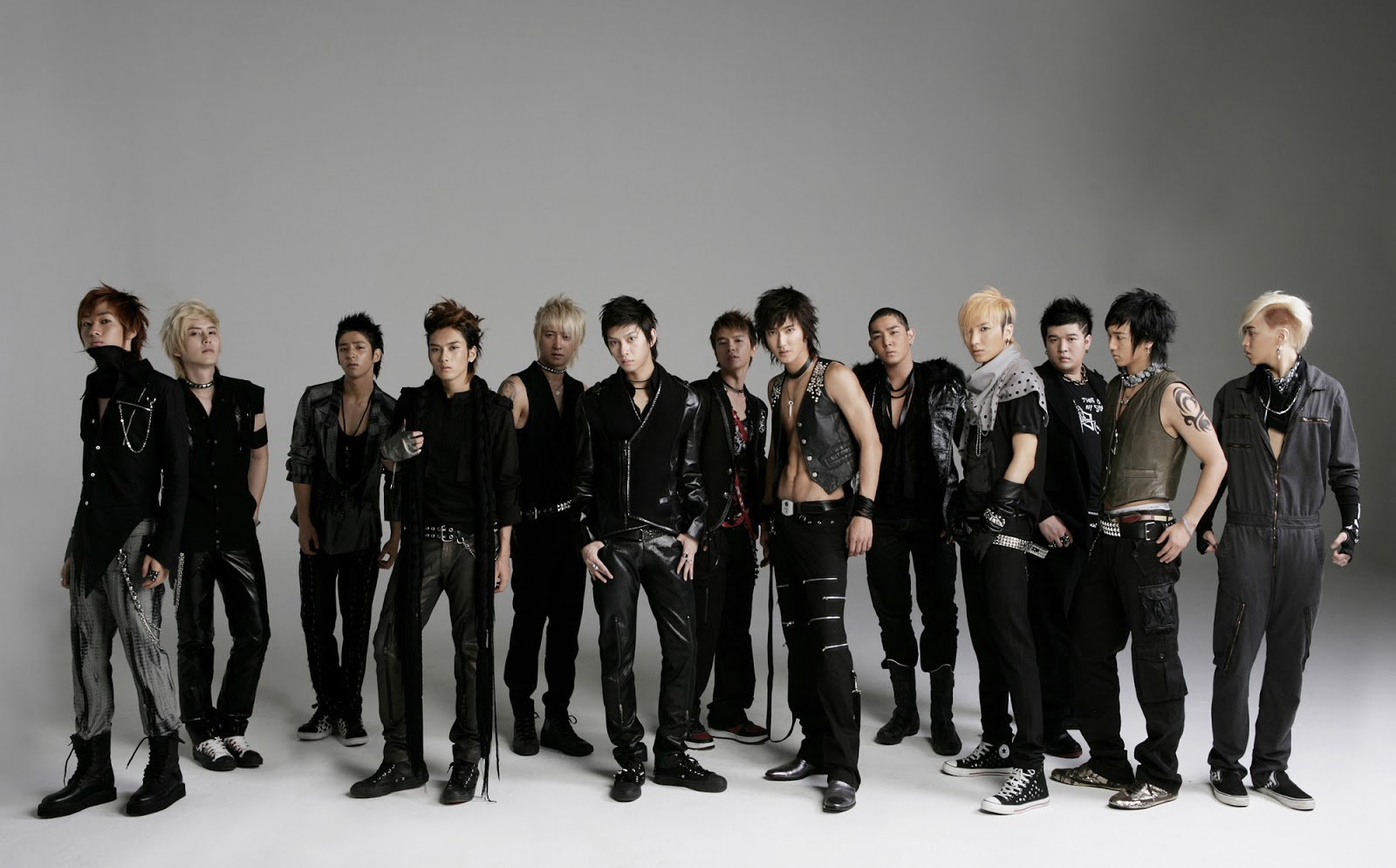Super Junior Kpop Idol Wallpaper  Take Wallpaper