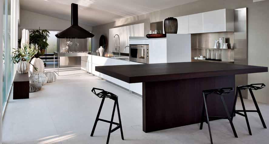 Desain Dapur Moder Dari Elmar Cucine's