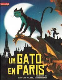 Baixar Um Gato em Paris Download Grátis