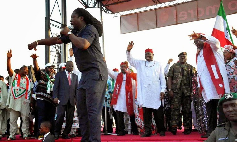 PDP Presidential Campaign Rally Delta