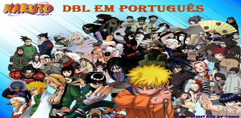 Naruto Dublado em Português