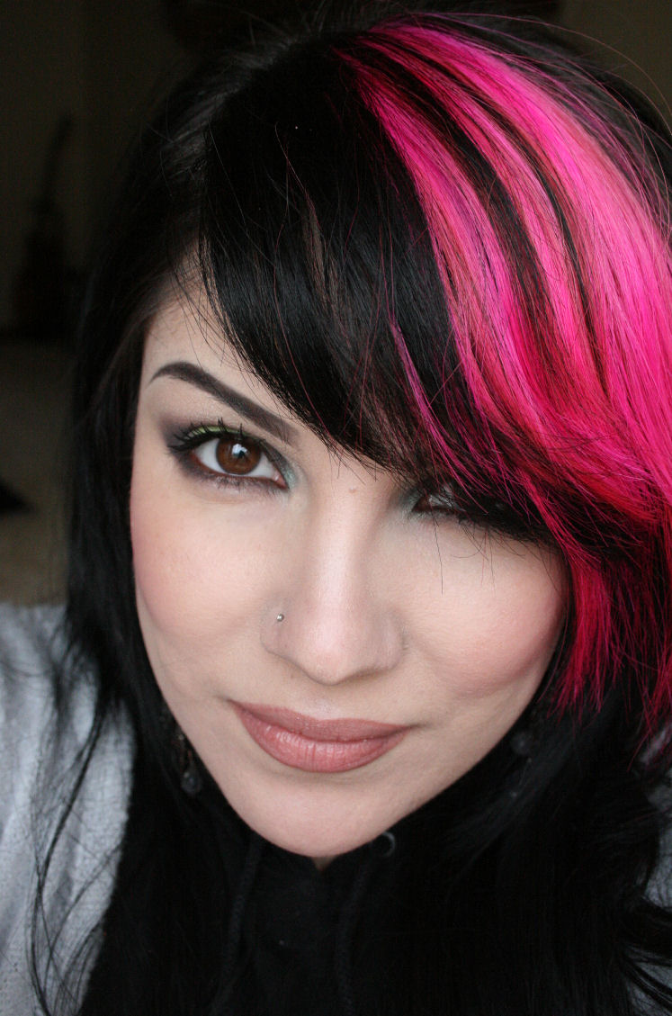 Black Hair Hot Pink Tips | www.pixshark.com - Images ...