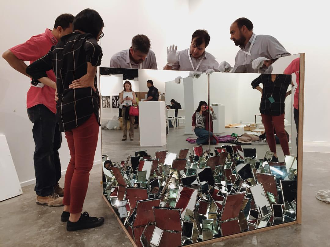 The Philippines at Marker 2016 in Art Dubai
