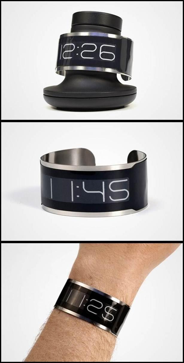 jam tangan paling nipis di dunia CST-01