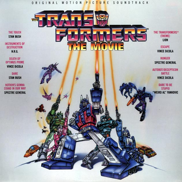 Now Hear This The Transformers The Movie Original Motion