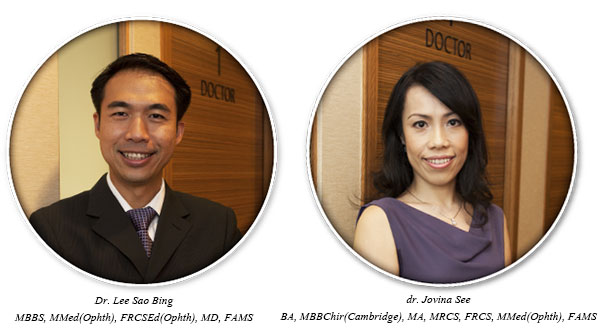 Shinagawa LASIK & Eye Center Singapore Doctors