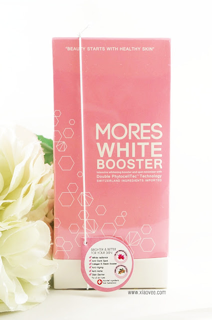 Mores thailand, Mores White Booster review, Mores skin care