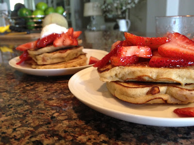 #GlutenFree Pancakes from Primal Craving #Paleo