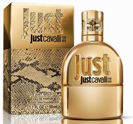 Just Gold for Her perfume Cavalli