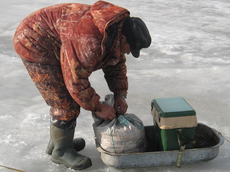 Удачная рыбака