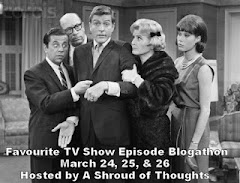 Favorite TV Show Episode Blogathon 2017