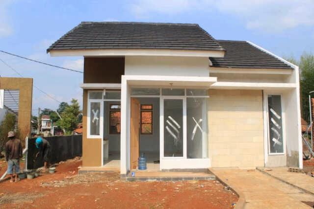 rumah dijual perumahan minimalis asri lokasi strategis di