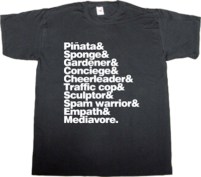 internet 2.0 helvetica social network t-shirt ephemeral-t-shirts