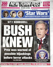 Reports:  G. W. Bush Had Foreknowledge of 9/11/01 Events