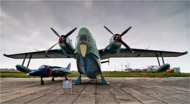 The State Aviation Museum of Ukraine