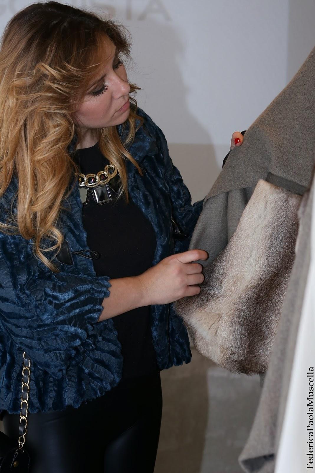 divisione protagonista, milano fashion week gennaio 2014, collezione autunno inverno 2015, le stanze della moda, blog moda,