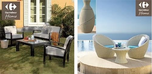 Garden Furniture In Carrefour Garden Park