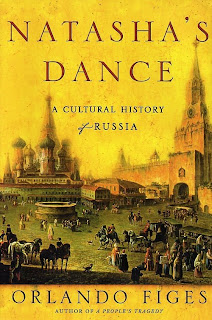 orlando figes natasha's dance - a cultural history of russia