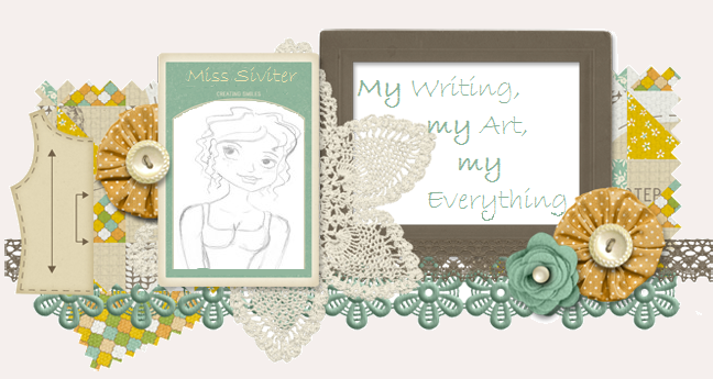 My Writing, My Art, My Everything