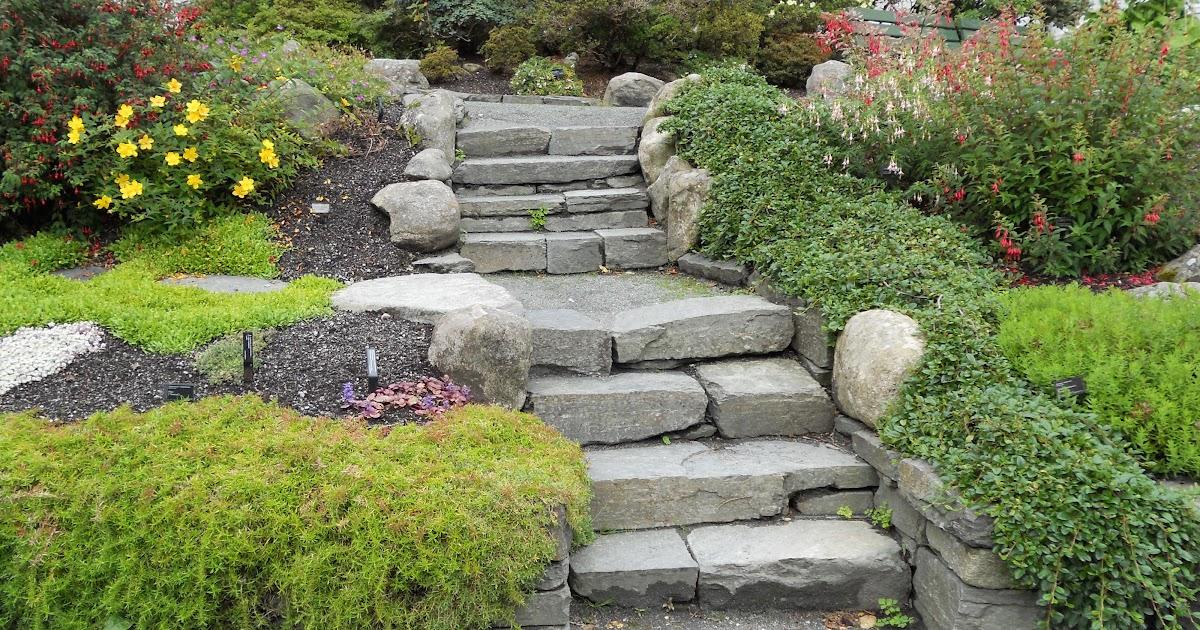 Jardineria eladio nonay escaleras como parte del jard n - Jardineria eladio nonay ...