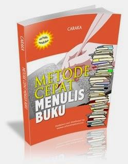 Ebook Metode Cepat Menulis Buku