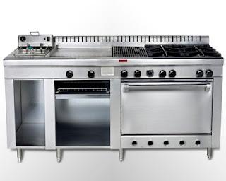 Articulos de interes para empresas y pymes equipo de for Costo de cocina industrial