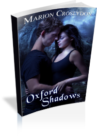 Book Cover: Oxford Shadows by Marion Croslydon