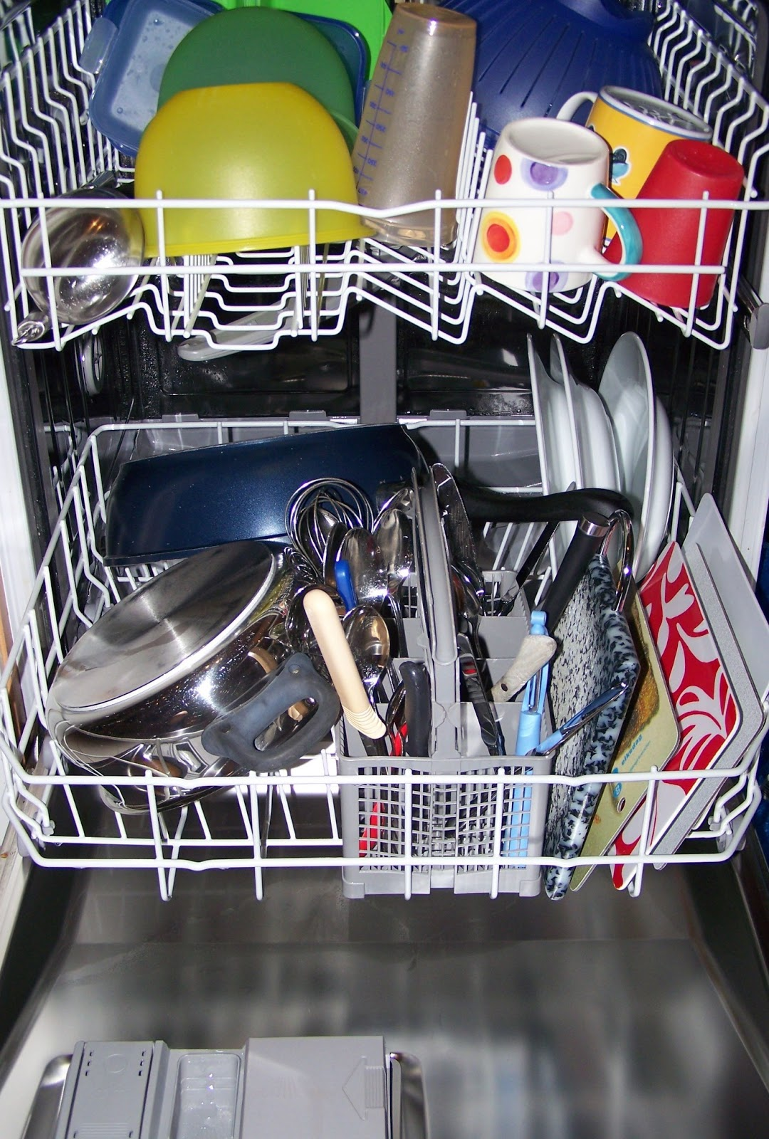 how to clean my dishwasher to make it clean better