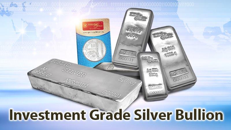 SILVER/PERAK Public Gold