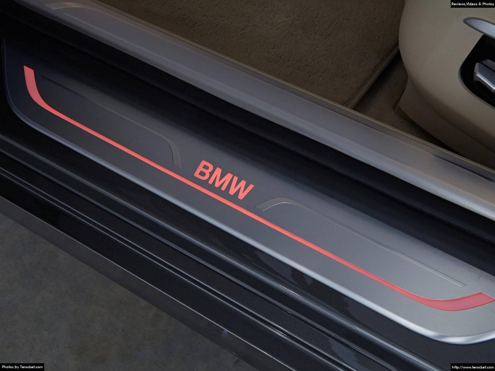 Hình ảnh xe ô tô BMW 750Li xDrive 2016 & nội ngoại thất