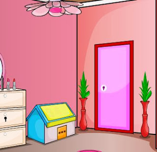 Juegos de escape Little Girl Room Escape