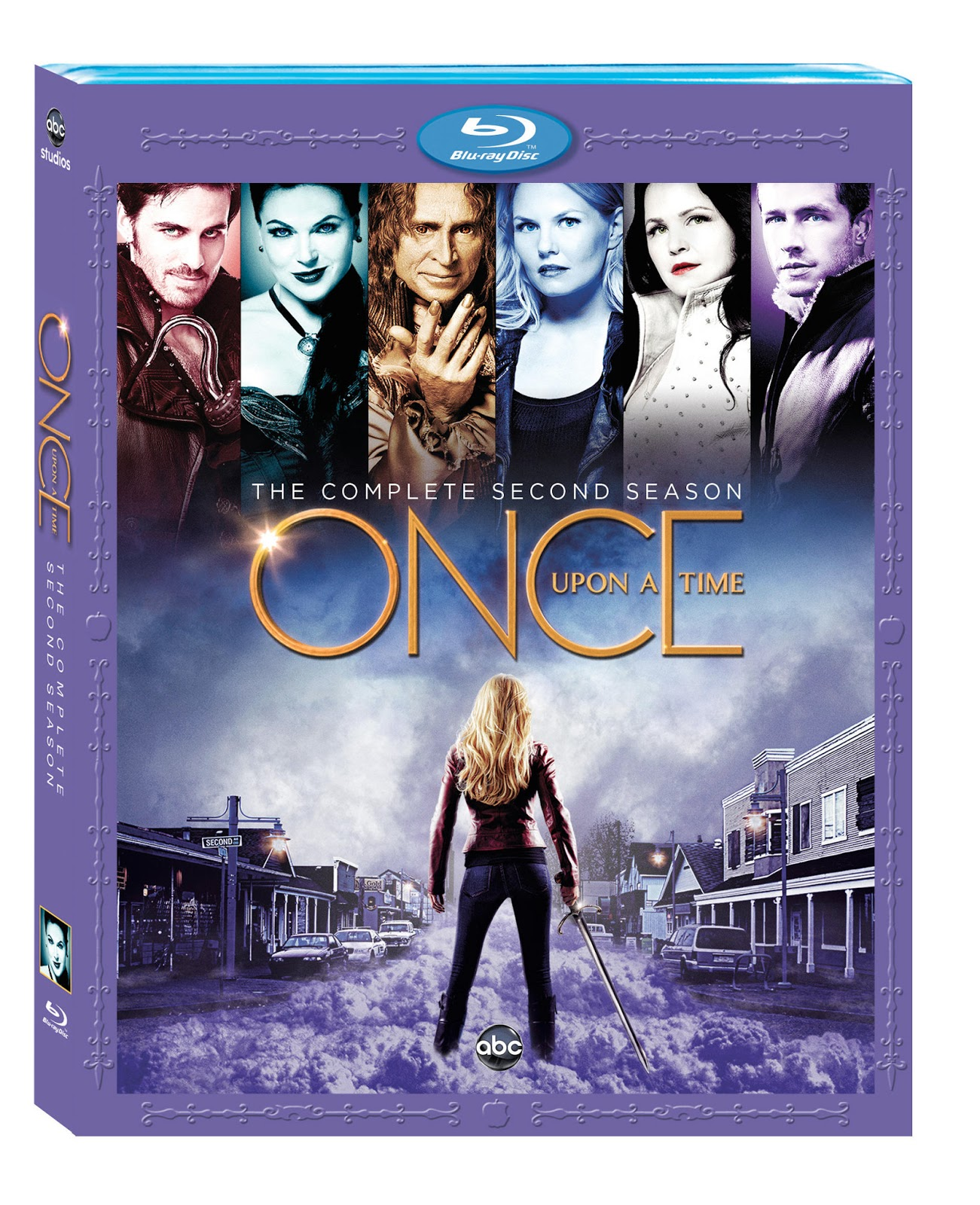 Once Upon A Time Season 2 Soundtrack - #3 Magic - Mark ...