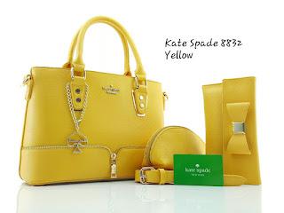 Tas KW Kate Spade Marina Set Dompet 8832CC Jakarta