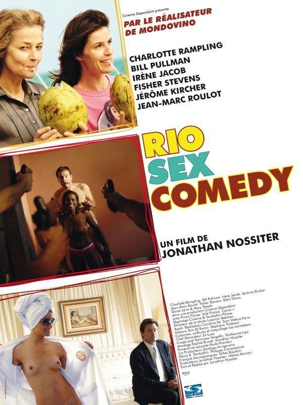 Rio Sex Comedy Dublado 2014