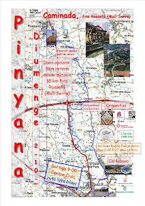 Caminada de Pinyana