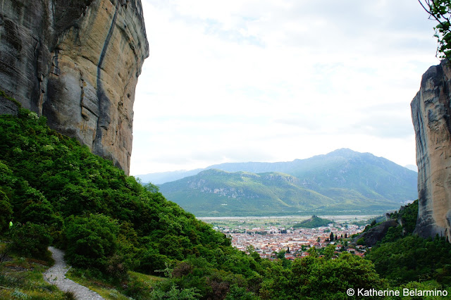 Meteora Hike Central Greece Attractions