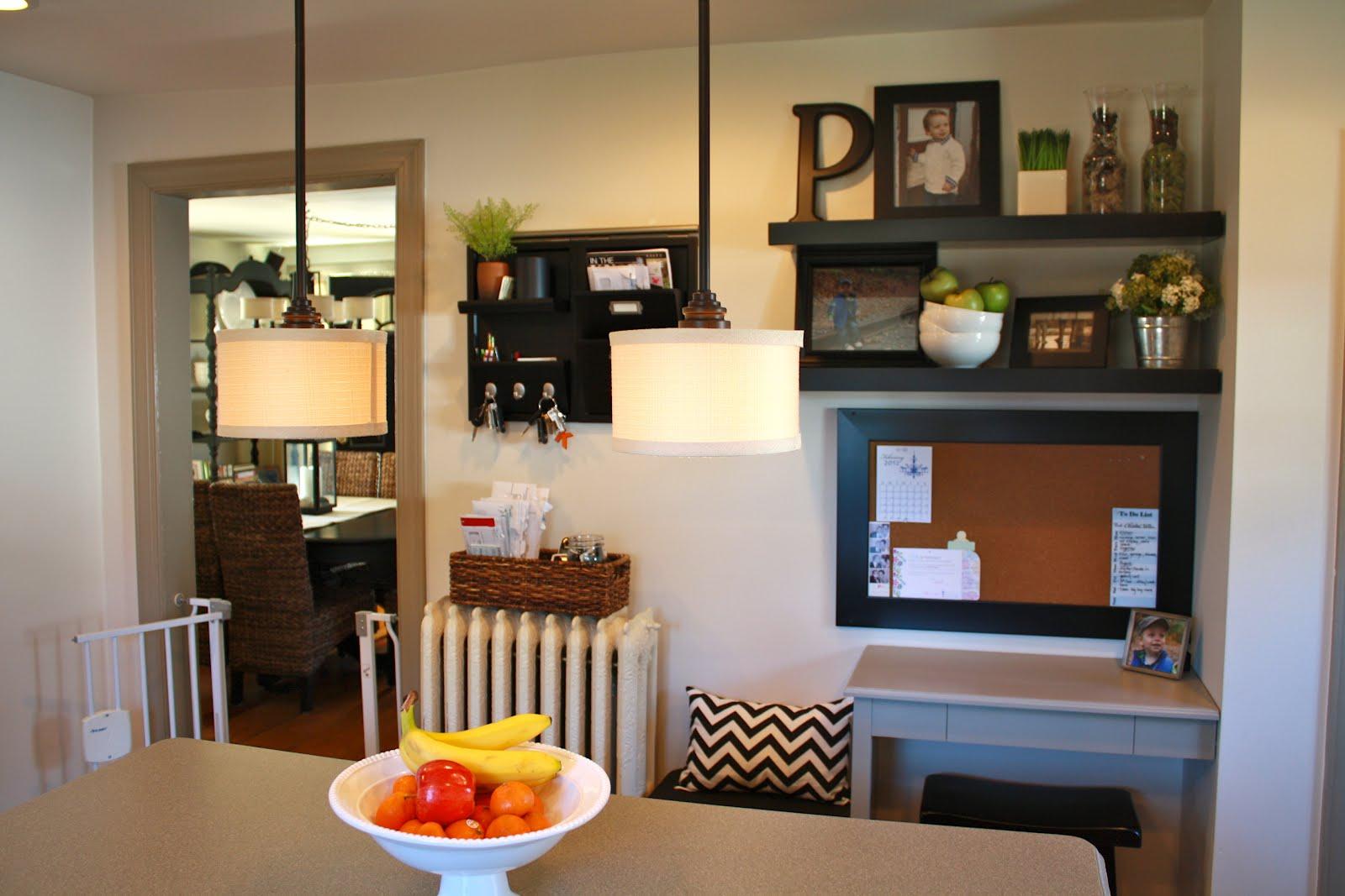 Kitchen Message Center Studio Lime Design Home Improvements Kitchen Message Center