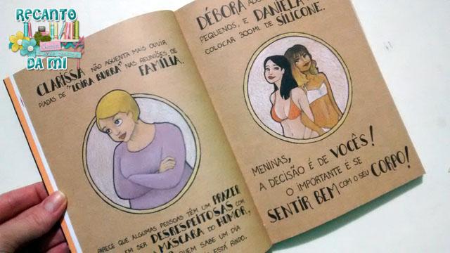 Mulheres: Retratos de Respeito, Amor-próprio, Direitos e Dignidade - Carol Rossetti Editora Sextante