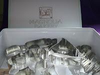 cortadores Sur la Table caja Magnolia Bakery