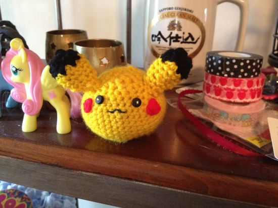 Pikachu Plush