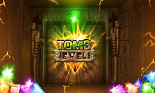 Screenshots of the Tomb Jewels for Android tablet, phone.