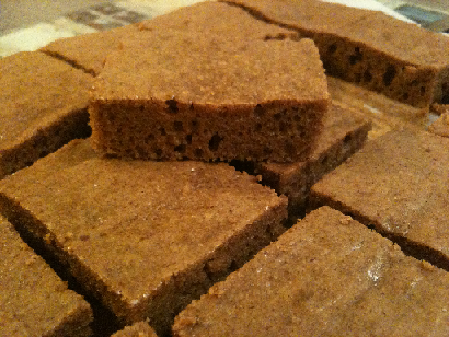 Paleo Almond Bread Sliced
