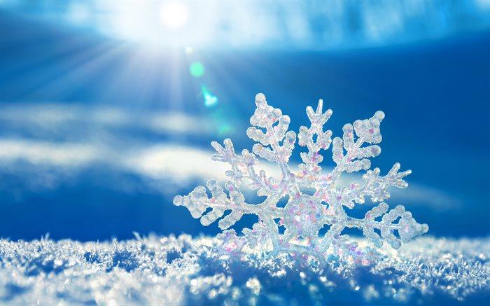 Волшебница зима!