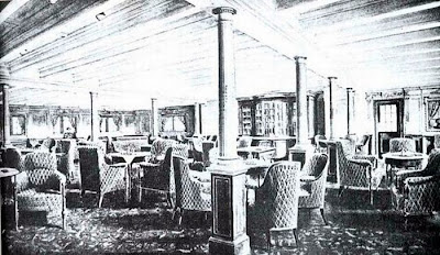 Tour Inside Titanic - 1912 Seen On www.coolpicturegallery.us