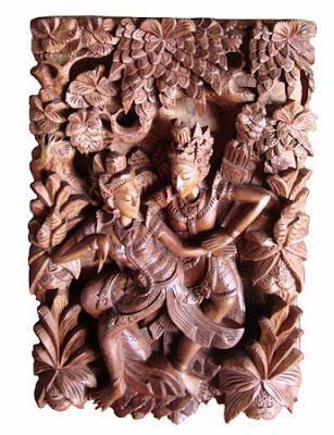 Rama Sinta Relief